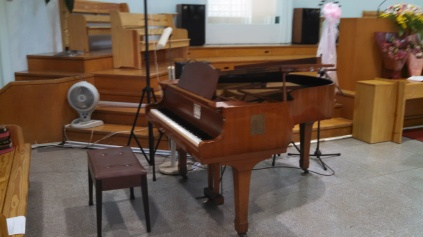 A beautiful baby grand :)