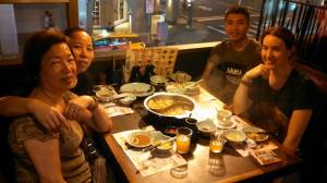 This week is also Howard's birthday, so Chen Jie wanted to treat him to a birthday dinner. She and her friend asked us about what Christians believe about divorces and we were able to witness to her about God's idea of marriage.